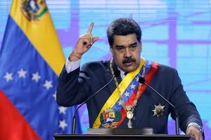 Tuyên bố sẽ không 'đơn độc' trong việc gây sức ép đối với Venezuela, Mỹ nêu điều kiện nới lỏng trừng phạt