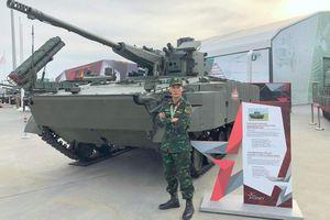 Tỏa sáng bản lĩnh chiến binh Việt