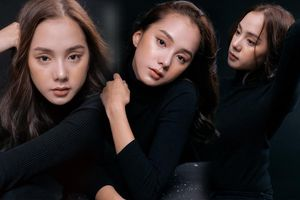 Nhan sắc hút hồn của 'bản sao' mỹ nhân Baifern từng thi Hoa hậu Việt Nam 2020