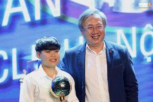 Lên xã vùng biên Nghệ An gặp nữ cầu thủ trẻ xuất sắc của tuyển Việt Nam