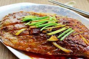 Món ăn ngon từ cá: Cá chép sốt xì dầu, đơn giản dễ làm, giàu dinh dưỡng