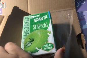 Chuyện thật như đùa: Mua iPhone 12 Pro Max, nhận sữa chua vị táo!
