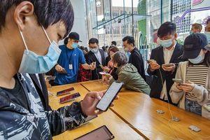 Apple 'ăn nên làm ra' tại Trung Quốc