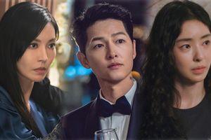 BXH danh tiếng thương hiệu diễn viên tháng 3: Song Joong Ki bại trận trước Kim So Yeon