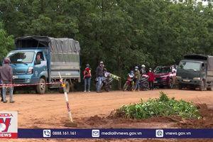 Gỡ bỏ lệnh cấm xe qua tuyến đường nối Bình Phước – Lâm Đồng