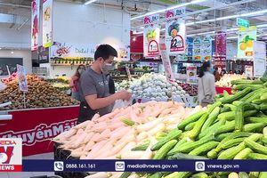 Siêu thị tăng cường tiêu thụ nông sản Hà Nội