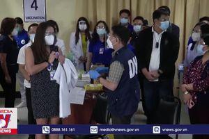 Philippines triển khai chiến dịch tiêm chủng vaccine ngừa COVID-19