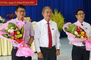 HĐND huyện Tri Tôn tổng kết nhiệm kỳ 2016-2021
