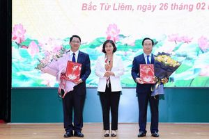 Hà Nội điều động, bổ nhiệm nhiều lãnh đạo chủ chốt