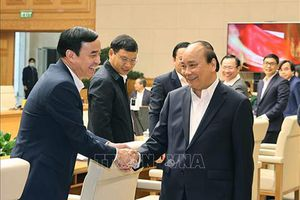 Chùm ảnh: Thủ tướng chủ trì cuộc họp về điều chỉnh quy hoạch chung TP. Đà Nẵng