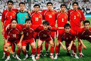 Đi tìm 'thế hệ vàng' của bóng đá Việt Nam