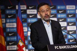 Cựu Chủ tịch Barca Josep Bartomeu bị bắt