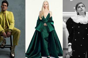 Thảm đỏ Quả Cầu Vàng 2021 – 'Sàn diễn' của các thiết kế Haute Couture và muôn kiểu sắc màu tươi mới