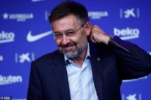 Nghi vấn bôi nhọ Messi, cựu chủ tịch Barcelona bị bắt