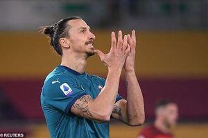 Ibrahimovic bỏ lỡ trận đấu với MU