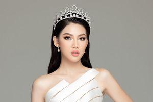 Hé lộ chiếc váy mà Á hậu Ngọc Thảo chọn đi thi quốc tế