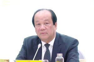 Kỳ họp Quốc hội 11 sẽ kiện toàn chức danh lãnh đạo bộ, ngành