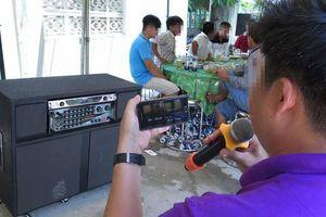 Tại sao không thể dùng app đo tiếng ồn để xử lý ô nhiễm từ karaoke?