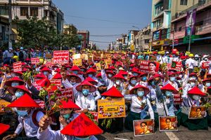 ASEAN với thách thức từ cuộc khủng hoảng ở Myanmar