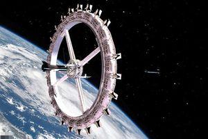 Khách sạn vũ trụ đi vào hoạt động từ 2027