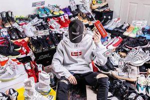 Mánh khóe làm giàu từ nghề bán giày hiếm giá cao