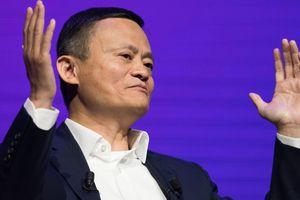 Jack Ma tụt 3 bậc trong xếp hạng người giàu Trung Quốc