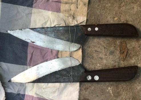 Đối tượng nghi 'ngáo đá' dùng dao đâm chém nhiều người ở Thanh Xuân