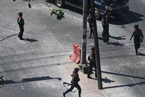 Quân đội Myanmar khẳng định đã yêu cầu không sử dụng đạn thật với người biểu tình
