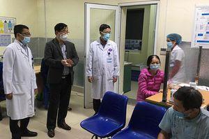Kiểm tra công tác xét nghiệm trong phòng, chống dịch Covid-19 tại Bệnh viện K