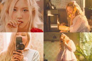 Rosé (Black Pink) xinh đẹp và quyến rũ trong 2 teaser mới nhất 'đánh úp' cộng đồng fan
