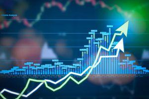 VN-Index tăng gần 18 điểm