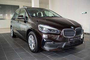 BMW 218i tại Việt Nam chỉ còn 999 triệu, rẻ ngang Toyota Innova