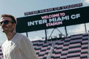 Beckham muốn mang cả Messi lẫn Ronaldo sang Mỹ