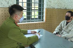 Khởi tố đối tượng không chấp hành luật, tát CSGT ở Phú Thọ