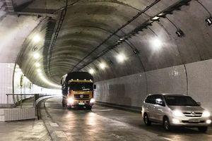 Vận hành thông suốt hầm đường bộ Hải Vân 2: Giảm áp lực giao thông trên toàn tuyến