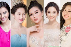 Nhan sắc các người đẹp giành giải 'Gương mặt đẹp nhất' tại Hoa hậu Việt Nam giờ ra sao?