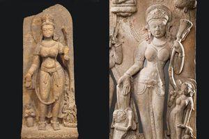 Bất ngờ với tàn tích của tu viện Phật giáo được tìm thấy tại Ấn Độ
