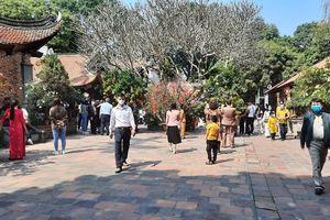Bắc Giang dừng tổ chức lễ hội ở Di tích Quốc gia đặc biệt - chùa Vĩnh Nghiêm