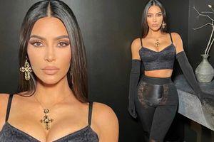 Chị em Kim Kardashian nóng bỏng 'rực lửa' trong show thời trang ảo của Dolce & Gabbana