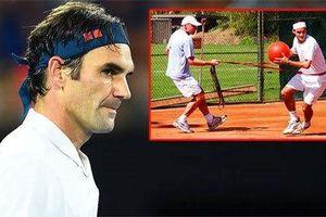 Federer sa sút về thể chất
