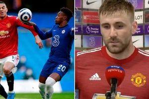 Solskjaer và Luke Shaw thoát án phạt từ FA sau chỉ trích trọng tài