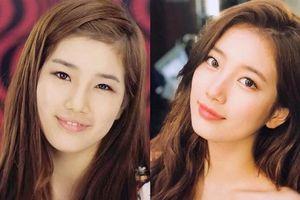 Chỉ thay đổi chi tiết nhỏ trong kiểu tóc, nhan sắc Suzy, Kim Joo Yung 'lên từng chân kính', khiến fan trầm trồ