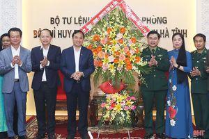Bộ đội Biên phòng Hà Tĩnh đóng góp to lớn vào sự phát triển của tỉnh nhà