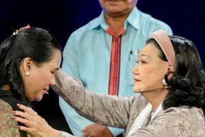 NSND Kim Cương đoàn tụ con gái nuôi sau hơn 40 năm ly tán
