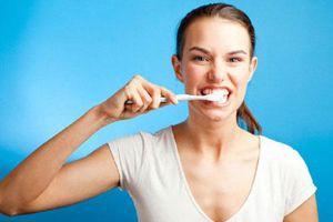 Đánh răng sai cách là nguyên nhân gây ra nhiều bệnh ung thư