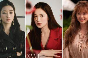 Song Hye Kyo bị 'thất sủng' nhan sắc, mỹ nhân đua nhau đứng đầu là ai?