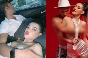 Đăng ảnh âu yếm cùng Ngân 98, Lương Bằng Quang bị chỉ trích gay gắt vì hành động phản cảm này