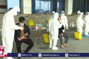 Hàng trăm học sinh, sinh viên ở Hải Dương xét nghiệm SARS-COV-2