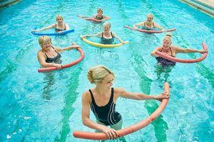 Xu hướng tập thể dục thủy sinh và lợi ích không ngờ tới
