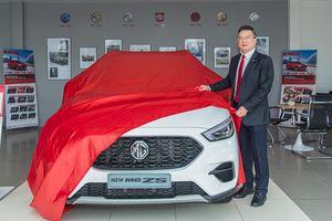 MG ra mắt thêm phiên bản ZS mới, giảm mạnh giá xe HS tại Việt Nam